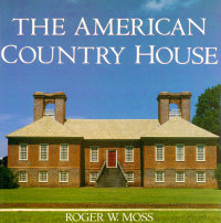 The American Country House book cover