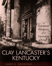 Clay Lancaster's Kentucky book cover