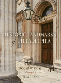 Historic Landmarks of Philadelphia book cover
