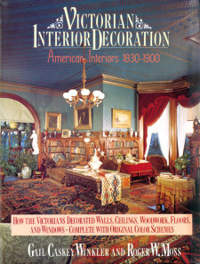 Victorian Interior Decoration book cover