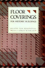 Floor Coverings for Historic Buildings book cover