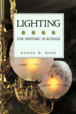 Lighting for Historic Buildings book cover