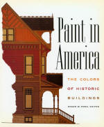 Paint in America book cover